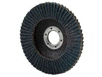 DIY Zirconium Flap Disc 100 x 16mm - 80 grit Fine